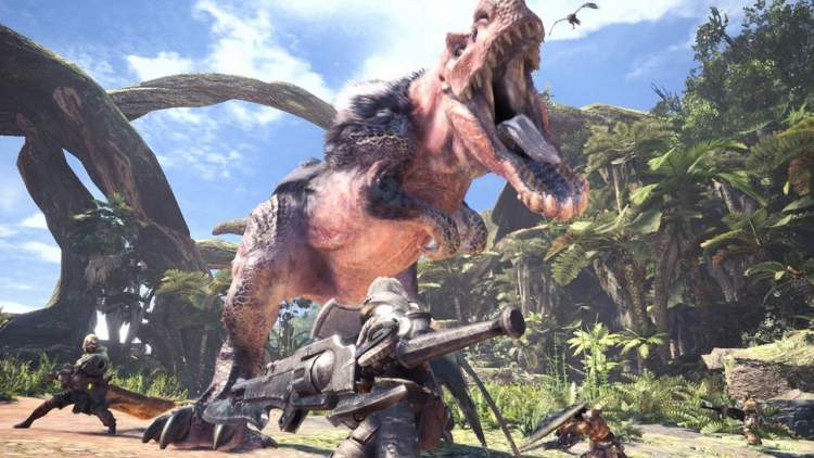 series monster hunter featured 750x422 - Top 5 tựa game bắn súng offline hay nhất
