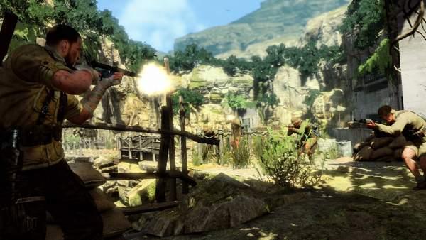 sniper elite 3 ultimate edition switch screenshot 1 600x338 - Đánh giá game Sniper Elite 3 Ultimate Edition phiên bản Switch
