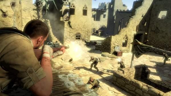 sniper elite 3 ultimate edition switch screenshot 3 600x338 - Đánh giá game Sniper Elite 3 Ultimate Edition phiên bản Switch