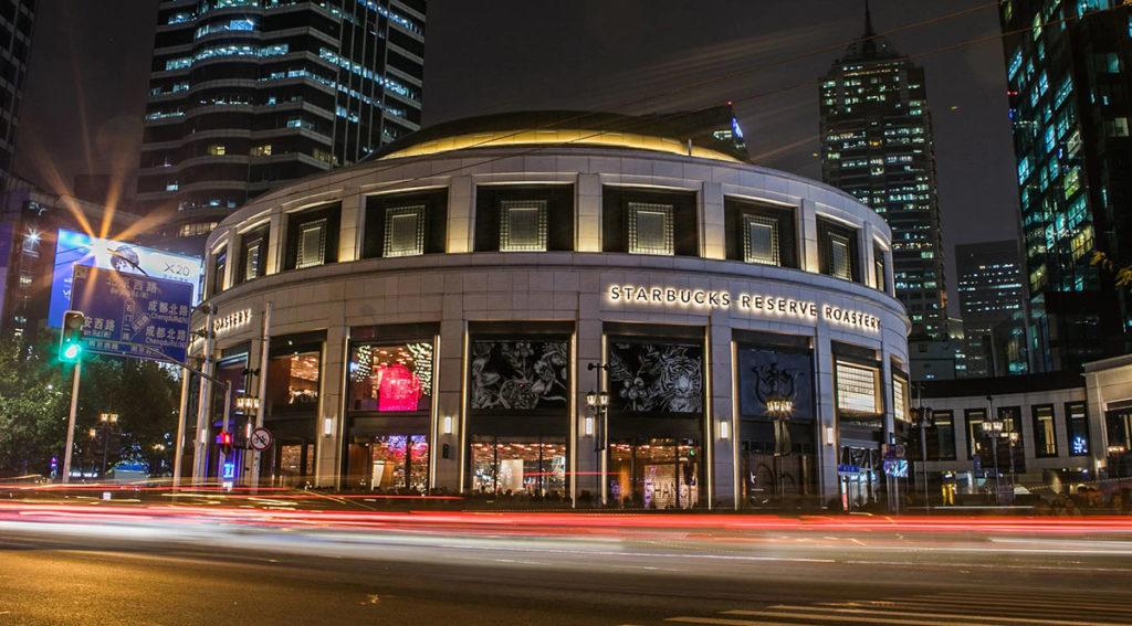 starbucks alibaba - Starbucks có dịch vụ giao hàng bằng giọng nói