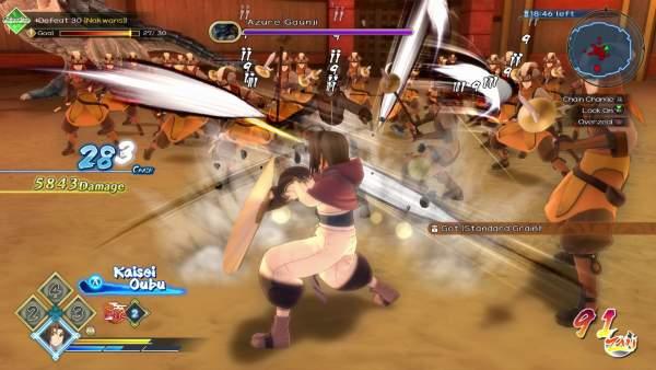 utawarerumono zan ps4 screenshot 1 600x338 - Đánh giá game Utawarerumono: ZAN