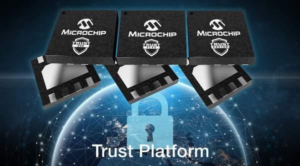 190902 SPG PR TrustPlatform 9x5 600x333 - Microchip giới thiệu Trust Platform cho dòng CryptoAuthentication