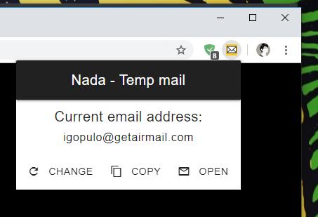 2019 10 04 17 20 11 - Tạo email ảo, hãy chọn nada Temp Mail