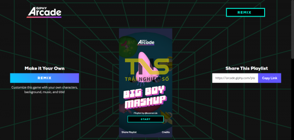2019 10 17 11 10 41 600x286 - GIPHY Arcade: Tạo game miễn phí bằng ảnh động GIF