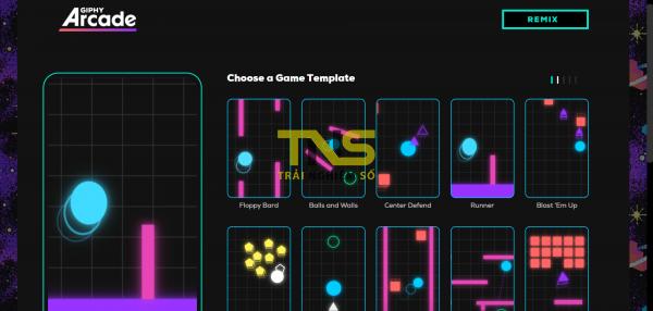 2019 10 17 11 15 09 600x286 - GIPHY Arcade: Tạo game miễn phí bằng ảnh động GIF