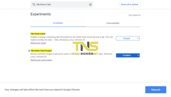 2019 10 23 17 29 52 600x341 - Cách kích hoạt hình ảnh xem trước trang web trên tab Chrome 78