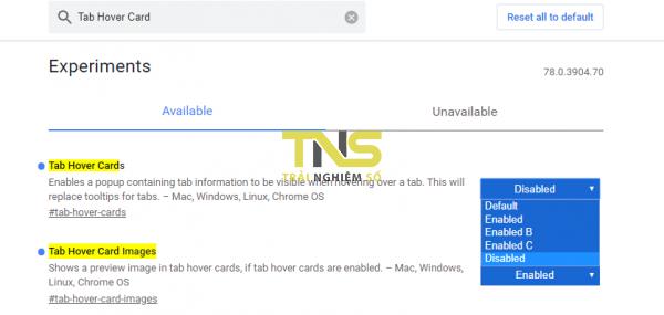 2019 10 23 17 35 40 600x285 - Cách kích hoạt hình ảnh xem trước trang web trên tab Chrome 78