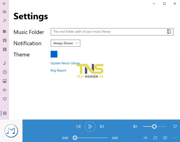 2019 10 24 16 16 54 600x474 - SMPlayer: Trình phát nhạc đẹp như Groove music cho Windows 10