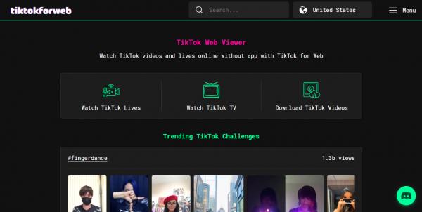 2019 10 28 15 02 46 600x302 - TikTok for Web: Xem, tải video TikTok mọi quốc gia không cần tài khoản