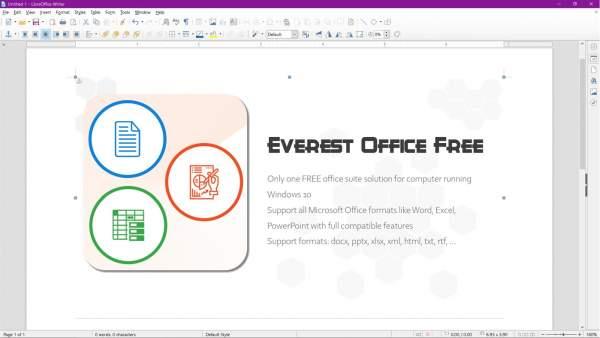 443032 600x338 - Everest Office Free: Bộ ứng dụng văn phòng miễn phí cho Windows 10