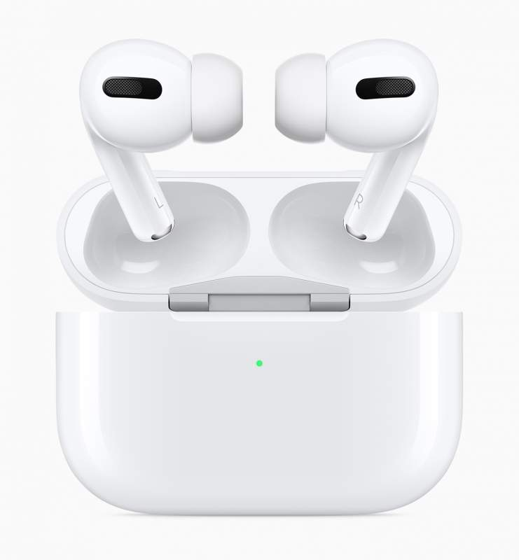 AirPods Pro charging case 741x800 - AirPods Pro ra mắt ngày 30/10