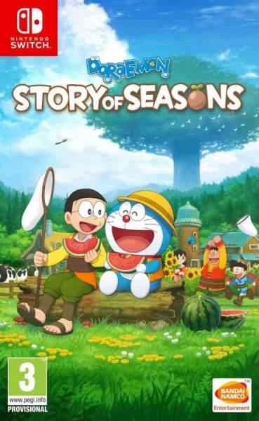 Doraemon Story of seasons 369x600 - Game mới 2019: Tháng 10 có 11 bom tấn mới