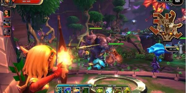 Dungeon Defender II 600x300 - Thử tài xây dựng cùng những tựa game thuộc thể loại Tower Defense sau đây