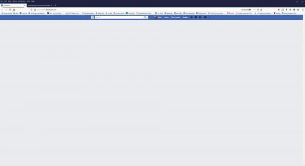 Lỗi không tải được Facebook trên FF70 600x328 - Khắc phục lỗi không tải được trang web trên Firefox 70