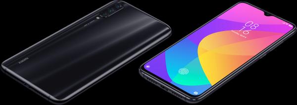 Mi 9 Lite – smartphone có thiết kế logo led đổi màu 3
