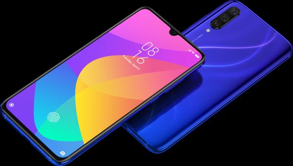 Mi 9 Lite – smartphone có thiết kế logo led đổi màu 1