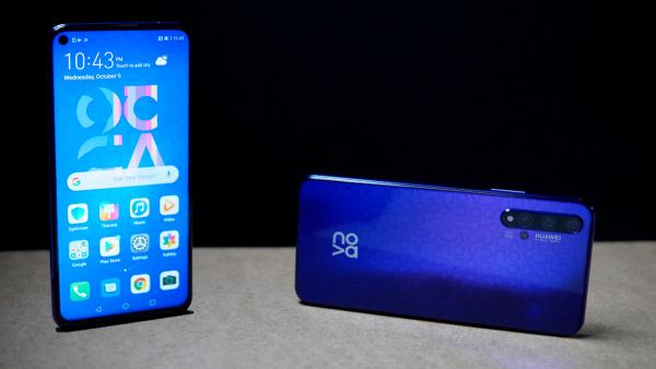 Nova 5T 600x338 - Chọn smartphone 10 triệu đồng mới: Huawei Nova 5T hay Vivo V17 Pro?
