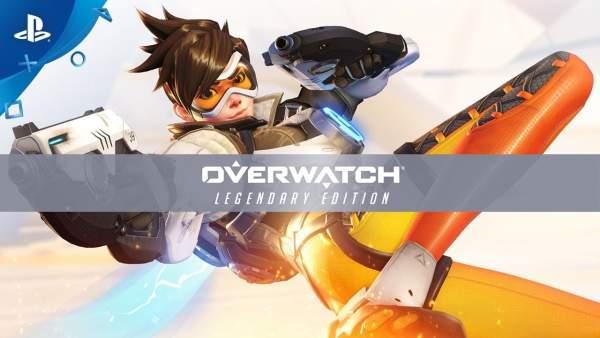 Overwatch Legendary Edition 600x338 - Game mới 2019: Tháng 10 có 11 bom tấn mới