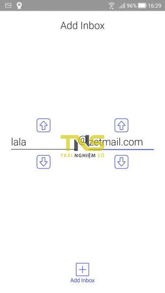 Screenshot 20191004 162929 338x600 - Tạo email ảo, hãy chọn nada Temp Mail