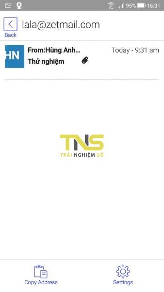 Screenshot 20191004 163148 338x600 - Tạo email ảo, hãy chọn nada Temp Mail