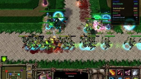 Warcraft III The Frozen Throne 600x338 - Thử tài xây dựng cùng những tựa game thuộc thể loại Tower Defense sau đây