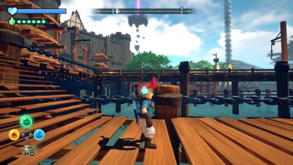 a knights quest switch screenshot 1 600x338 - Đánh giá game A Knight's Quest