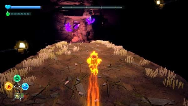 a knights quest switch screenshot 2 600x338 - Đánh giá game A Knight's Quest