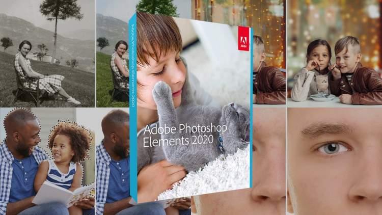 adobe photoshop elements 2020 featured 750x422 - Apple Arcade chính thức ra mắt người dùng macOS