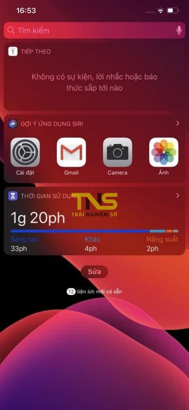airvisual widget 3 370x800 - Cách xem chỉ số ô nhiễm không khí ngay trên widget iPhone