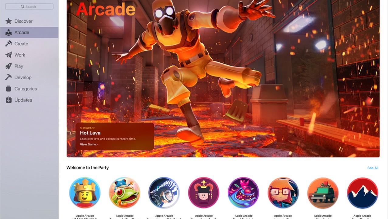 Cách đăng ký Apple Arcade trên máy Mac