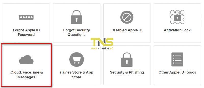 apple id 2 800x345 - Cách tự mở khoá iCloud khi bị khoá từ xa