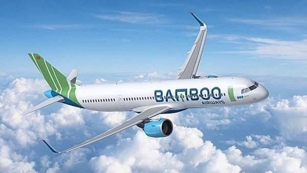 Hoàn tiền 200.000 đồng khi thanh toán vé Bamboo Airways bằng thẻ NAPAS 1
