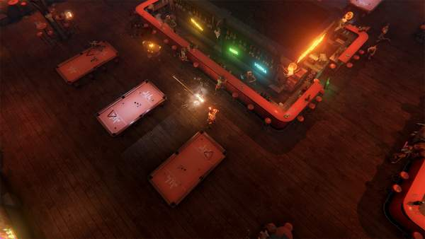 bdsm big drunk satanic massacre switch screenshot 1 600x338 - Đánh giá game BDSM: Big Drunk Satanic Massacre
