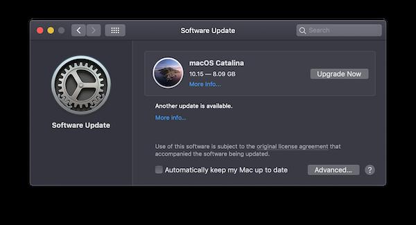 catalina 3 - Đã có bản macOS Catalina 10.15 chính thức, mời bạn cập nhật