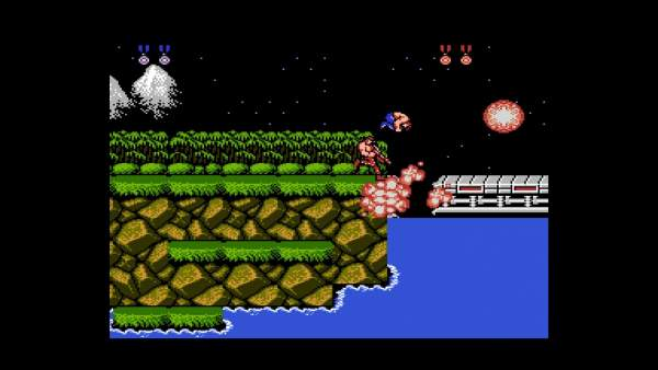 contra anniversary collection screenshot 1 600x338 - Đánh giá game Contra Anniversary Collection