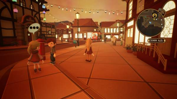 destiny connect tick tock travelers switch screenshot 1 600x338 - Đánh giá game Destiny Connect: Tick-Tock Travelers