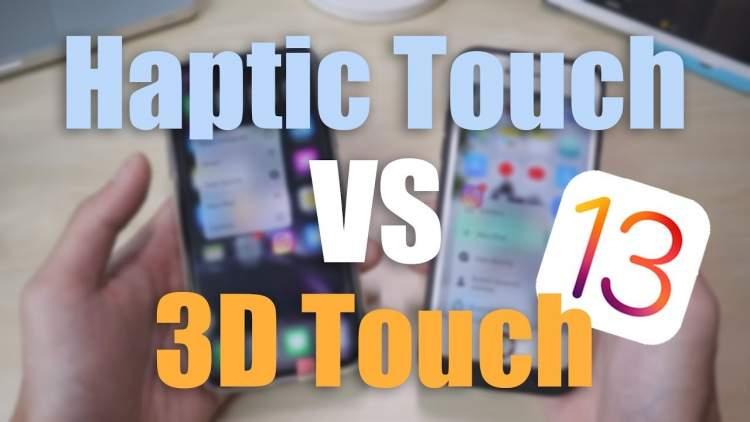 haptic touch ios 13 featured 750x422 - Apple Arcade chính thức ra mắt người dùng macOS