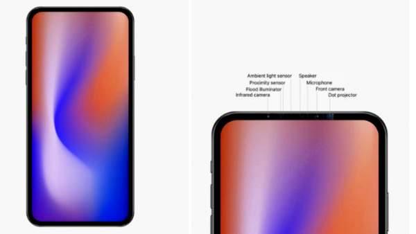 iphone 2020 600x338 - iPhone 11 đã ra mắt, iPhone 2020 bắt đầu lộ diện