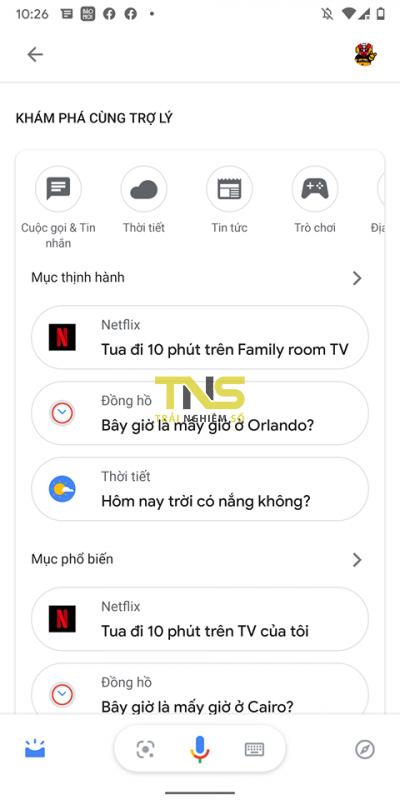 kham pha google assistant 1 400x800 - Cách tìm kiếm thêm lệnh Google Assistant