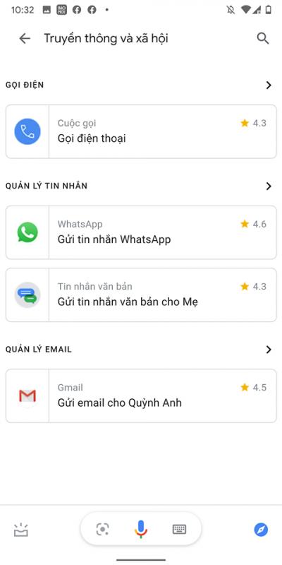 kham pha google assistant 2 400x800 - Cách tìm kiếm thêm lệnh Google Assistant