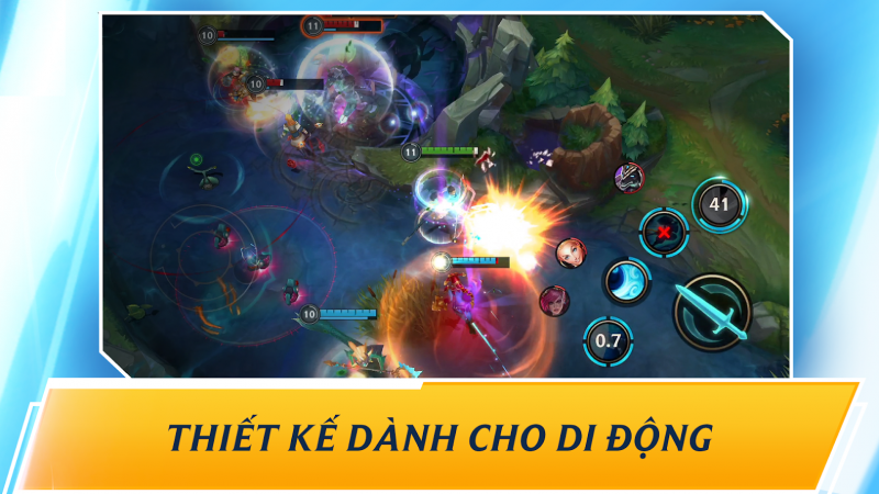 lien minh mobile 5 800x450 - Liên Minh Huyền Thoại: Tốc Chiến đã có trên Play Store