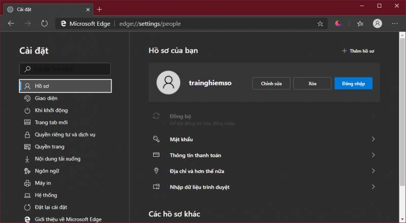 microsoft edge vietnam language 4 800x441 - Cách chuyển Microsoft Edge Chromium sang tiếng Việt