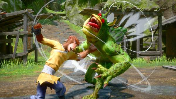 monkey king hero is back screenshot 1 600x338 - Đánh giá game Monkey King: Hero Is Back