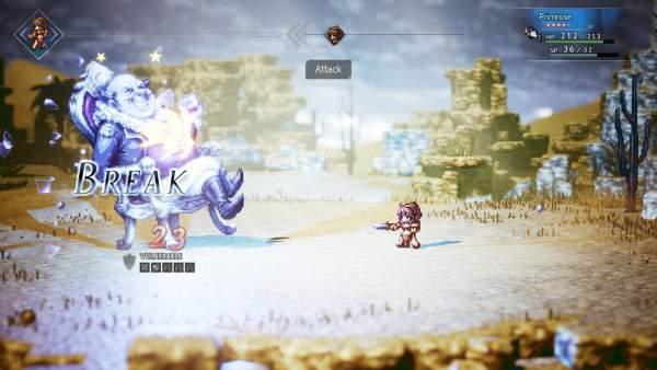 octopath traveler screenshot 2 600x338 - Đánh giá game OCTOPATH TRAVELER