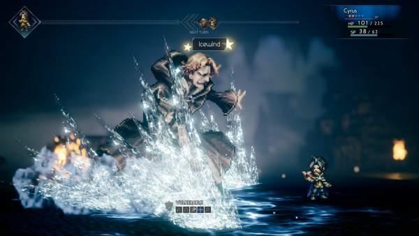octopath traveler screenshot 3 600x338 - Đánh giá game OCTOPATH TRAVELER