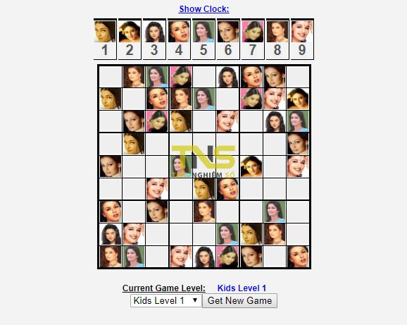 picture sudoku 4 - 4 địa chỉ chơi Sudoku dạng hình ảnh trực tuyến miễn phí