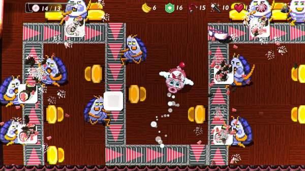 pig eat ball switch screenshot 1 600x338 - Đánh giá game Pig Eat Ball