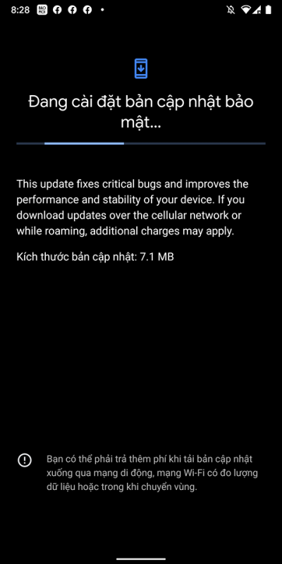 pixel 2 xl update 400x800 - Bạn hãy cài đặt cập nhật bảo mật Android 10/2019 càng sớm càng tốt