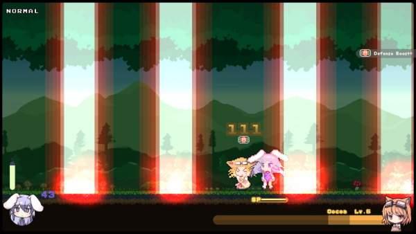rabi ribi switch screenshot 1 600x338 - Đánh giá game Rabi-Ribi