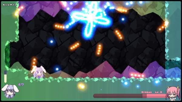 rabi ribi switch screenshot 2 600x338 - Đánh giá game Rabi-Ribi